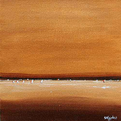 Morning Sails seascape painting
