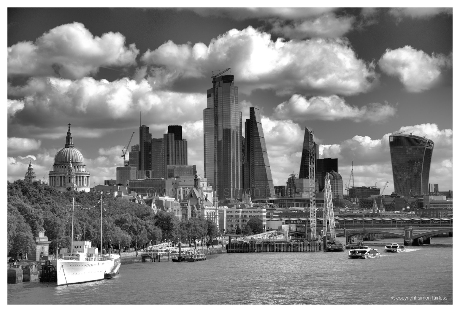 Image of the City London