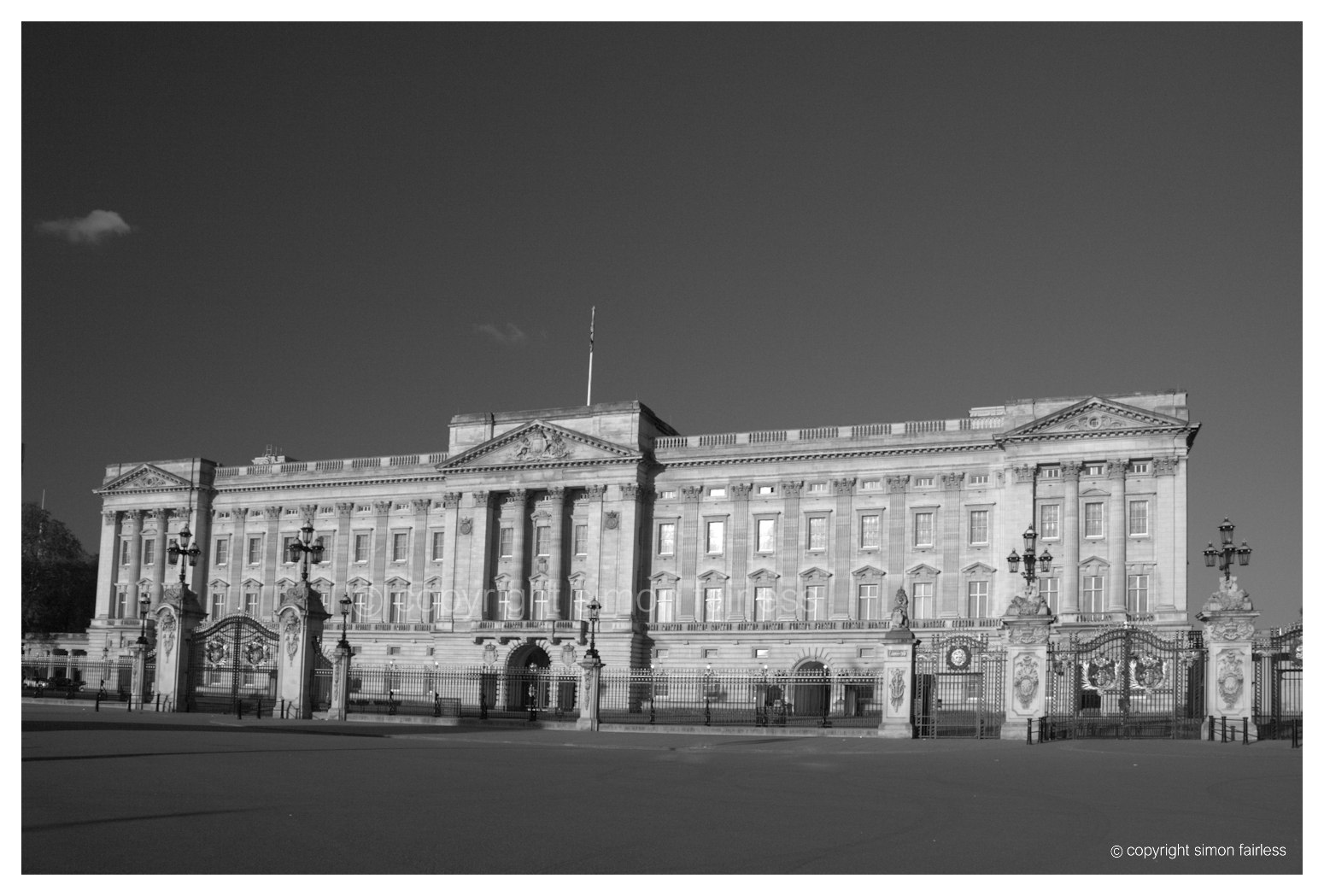 Image of Buckingham Palace London