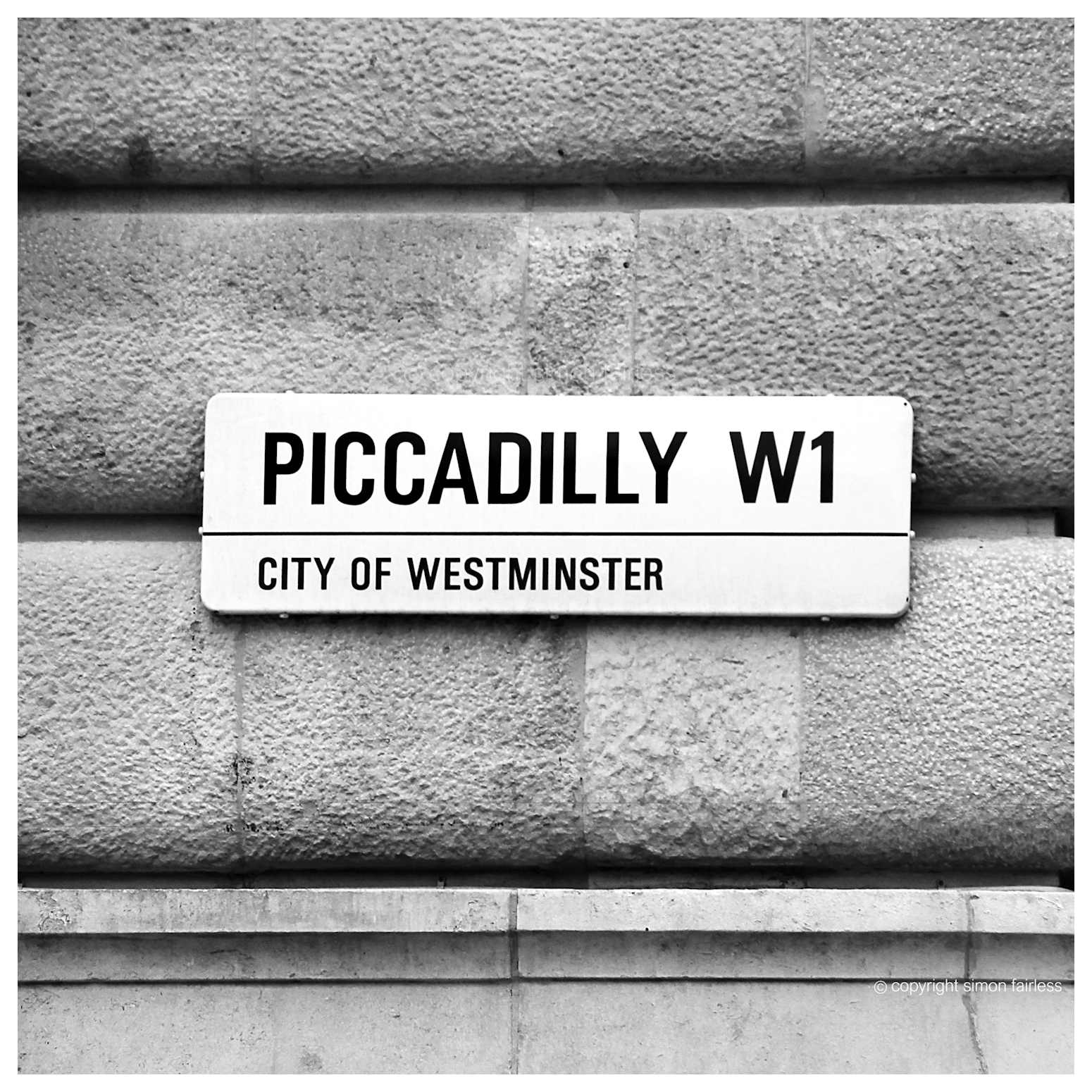 Piccadilly image london