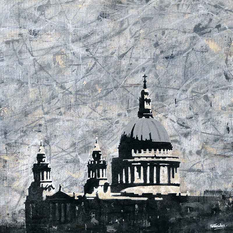 london abstract painting