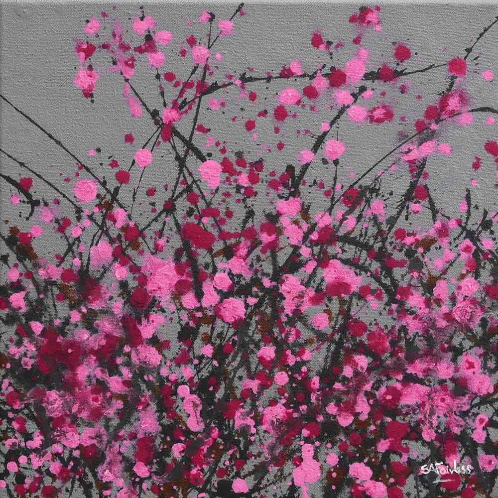 Blossom Floral painting